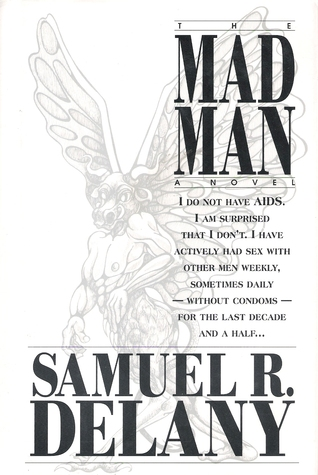 The cover of Samuel R. Delany's THE MAD MAN